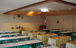 Puri Sheraton hotel