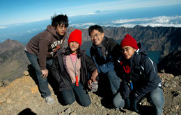 Rinjani Trekking 2 Days 1 Night