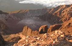 Senaru Crater Rim