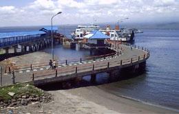 Ketapang Harbour