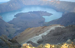 Sembalun Crater