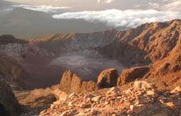Senaru Crater