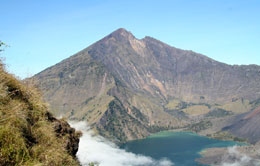 Summit Of Rinjani