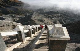 Stairs To Semeru