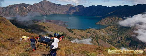 Lombok Trekking