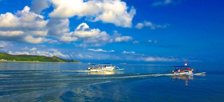 The Paradise Island of Gili Nanggu Lombok