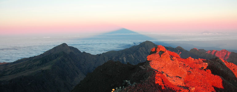 Rinjani Summit 3726m