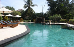 Villa Unggul Gili Trawangan - Update Lombok Tour 2016