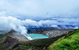 Mount Ijen East Java