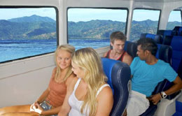 Passengers Blue Water