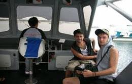 Mahi-Mahi Fast Boat
