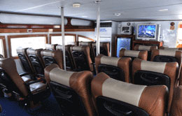 Suranadi Express Boat