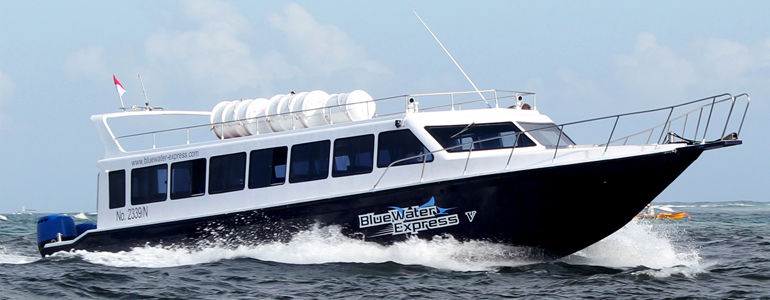 Bluewater Express Boat