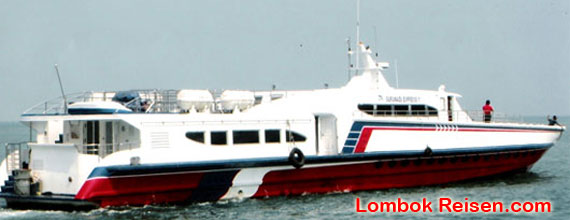 Suranadi Fast Boat