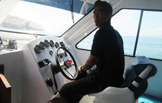 Mahi Mahi Dewata Captain