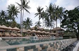 Qunci Pool Villa