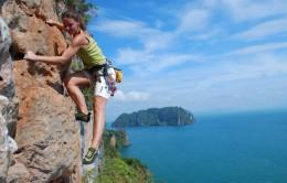 Gili Islands Rock Climbing