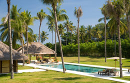 Sepoi Sepoi Villa Lombok - Luxury Rental Villa
