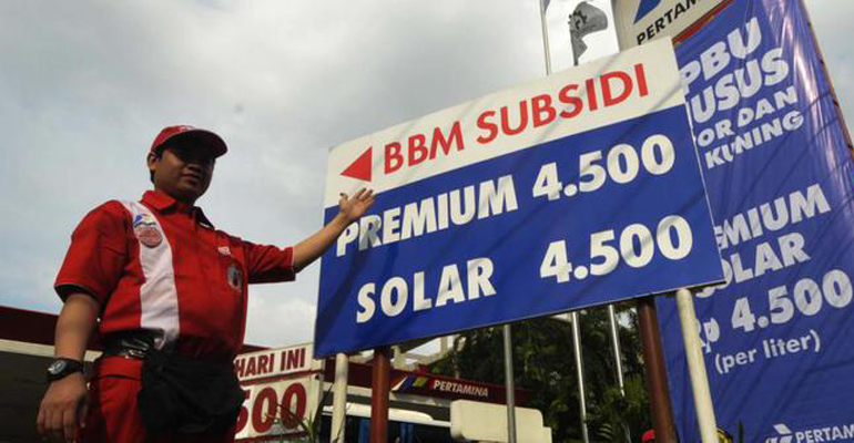 Indonesia Raise a Fuel Rrices