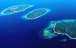 Travel to Gili Islands