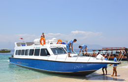 Gili Getaway Fast Boat