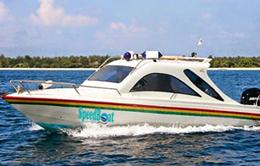 Fast Boat – Update Lombok Tour 2016, Rinjani Trekking, Fast