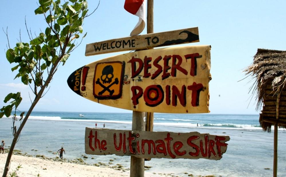 Amazing Desert Point Lombok, Bangko Bangko